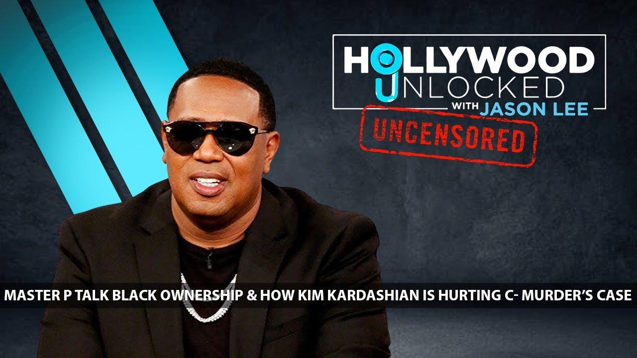 Master P Talk Black Ownership & How Kim Kardashian Is Hurting C- Murder's Case