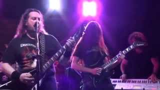 Dragonhammer - Fear Of A Child/Legend @ Audio Glasgow Scotland 9/10/2015
