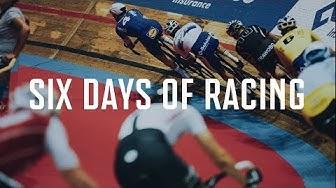 6-Tage-Rennen Gent | Die Hölle in einer Halle | Bahnrad