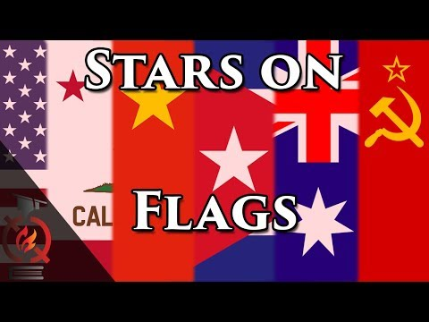 Stars on Flags and their Meaning