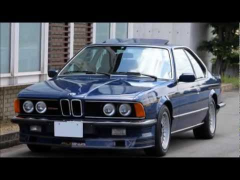 Really nice bmw 635 with alpina b9 engine with catcam and for Garage bmw nice
