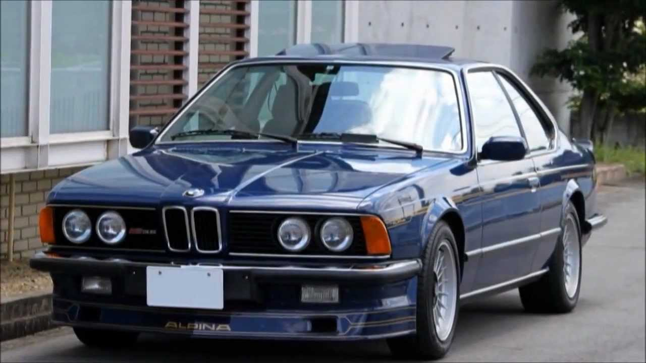 85 アルピナb9 3 5 クーペ Bmw E24 Highway Star Garage Bmw