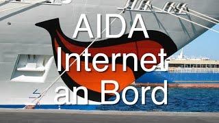 Internet an Bord bei AIDA - Kosten - AIDA-Guide
