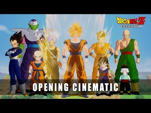 DRAGON BALL Z: KAKAROT – Opening Cinematic