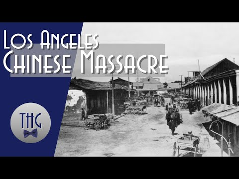 Los Angeles Chinese Massacre of 1871