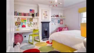 видео Интерьер детской комнаты: дизайн и требования к маленькой игровой