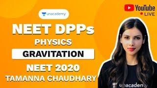 Download Mp3 Neet 2020 Dpp On Gravitation | Tamanna Chaudhary | Physics | Unacademy Sapiens