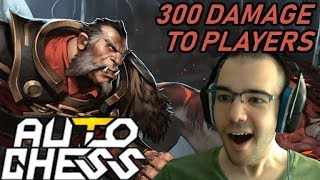 300 PLAYER DAMAGE Total Beast Ownage | Dota Auto Chess Gameplay 109