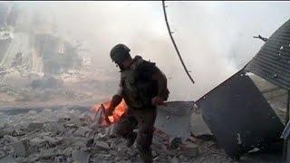 Syria conflict: UN report denounces