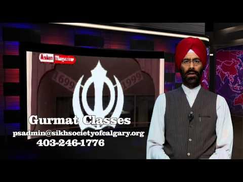 Gurmat classes in Calgary SW gurughar