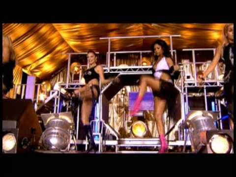 Pussycat Dolls - Buttons (Live From London, 2006)