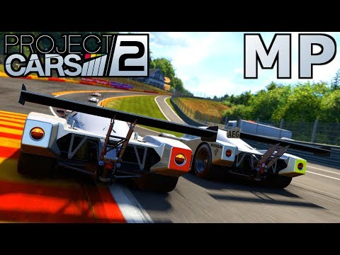 Gruppe C in SPA | Project CARS 2 Online Multiplayer mit Dookie | Lets Play 4K 60FPS Deutsch