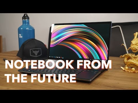 2 Screens, 1 Laptop! ASUS ZenBook Pro Duo Review