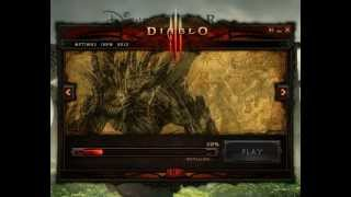 Diablo 3 Installation including story, music and update