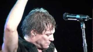 Bon Jovi - Spanish harlem,  Bed of roses live in Udine (Italy) 17.7.11