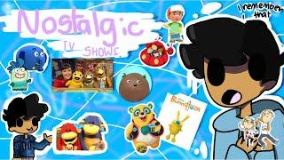 Nostalgic TV Shows