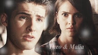 ► Theo & Malia | Stripped