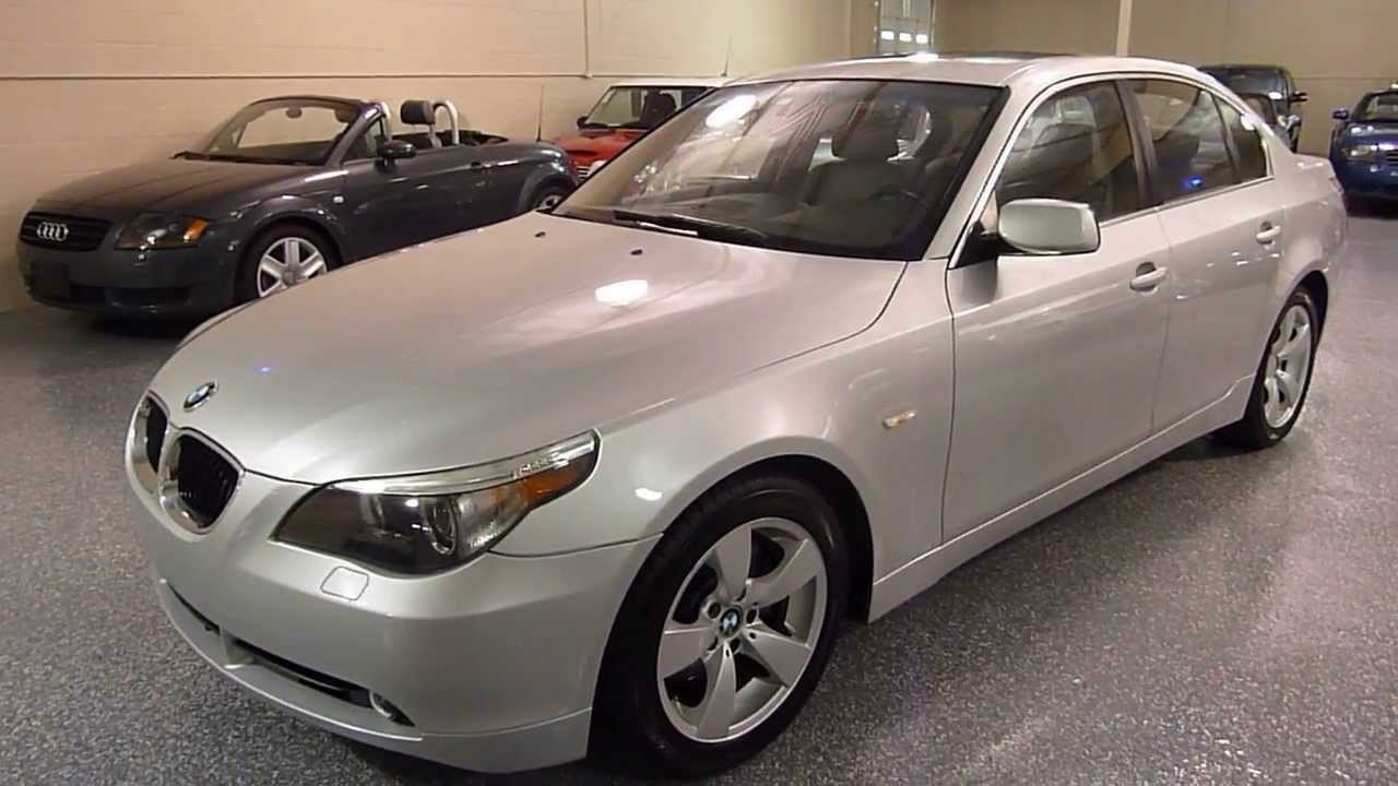 2004 BMW 530i 4dr Sedan SOLD (#2299) Plymouth, MI 48170 - YouTube