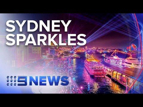 Vivid Festival Lights Up Sydney | Nine News Australia