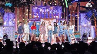 [예능연구소 직캠] 트와이스 댄스 더 나잇 어웨이 @쇼!음악중심_20180714 Dance The Night Away TWICE in 4K