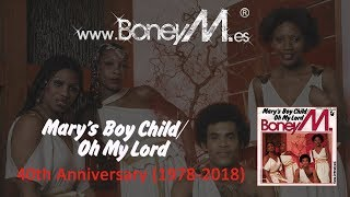 BONEY M. – Mary´s Boy Child / Oh My Lord (40th Anniversary)