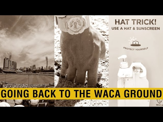 Revisiting the WACA, the world's most isolated cricket ground