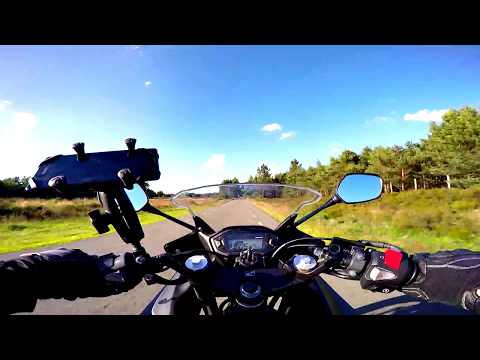 Exploring the Netherlands on the Honda cbr500r motorcycle EP07