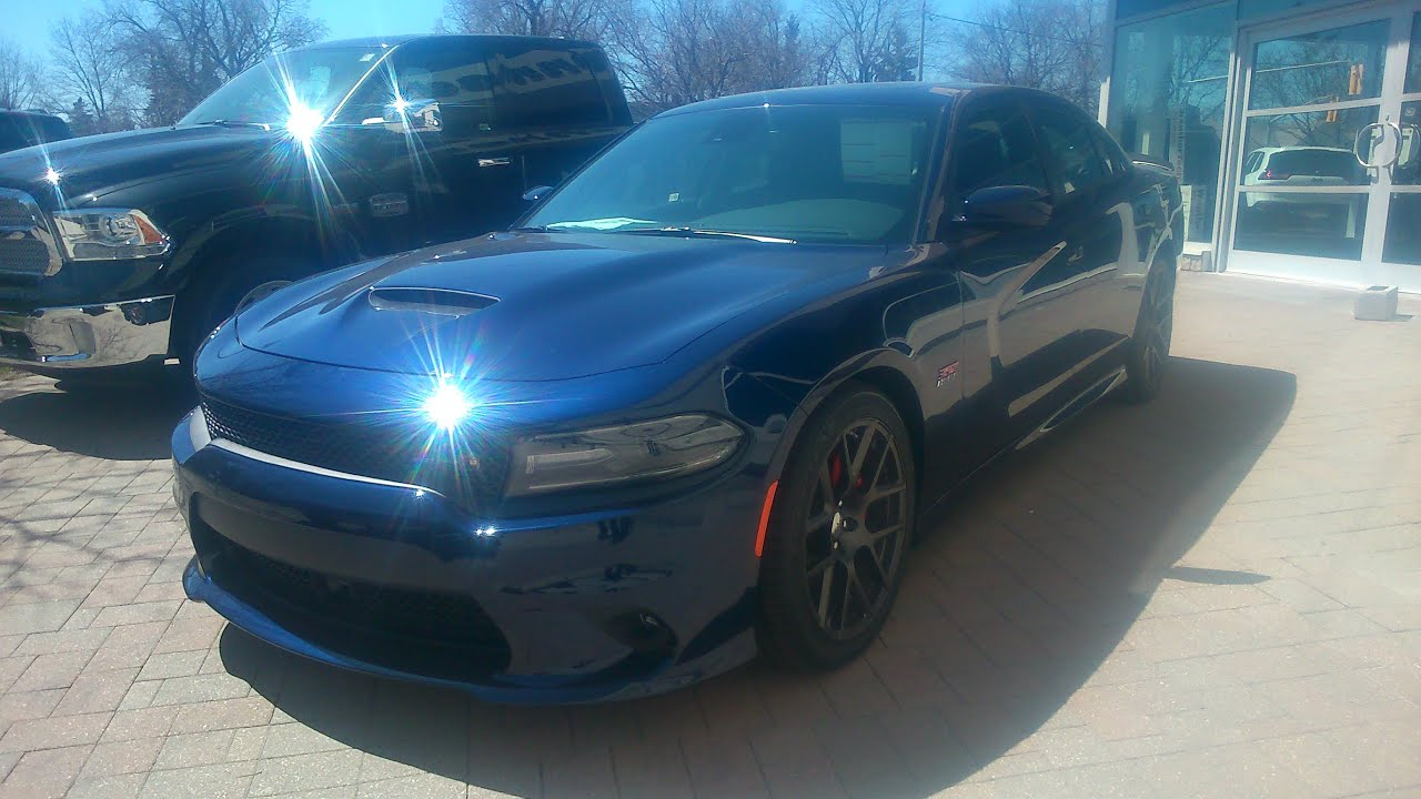 2016 dodge charger r t scat pack jazz blue youtube. Black Bedroom Furniture Sets. Home Design Ideas