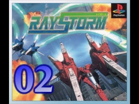 raystorm psx