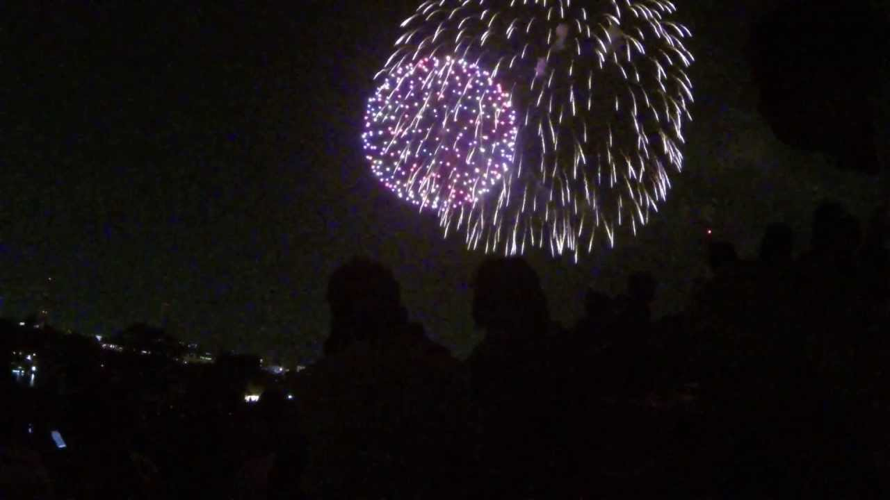 [HD 1080p]GoPro HERO3で花火大会を撮影してみた 8 / Fireworks video by GoPro HERO3 8