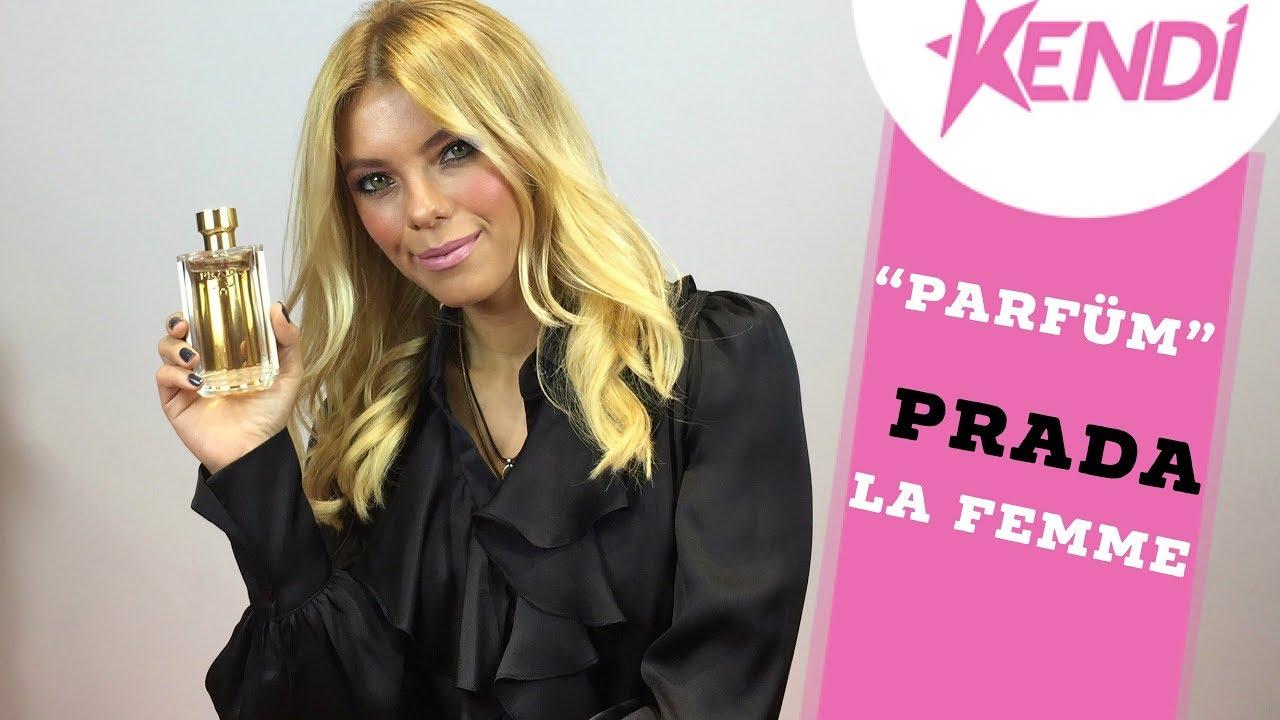 Parfümprada La Femme Youtube