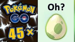 Endlich Shiny *I**U ausgebrütet   Pokémon GO Deutsch #1363