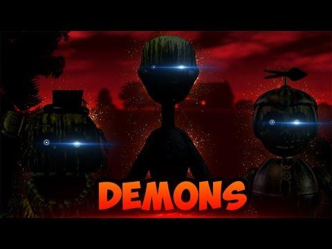 "[SFM FNAF] ""Demons"" By Imagine Dragons (COLLAB)"