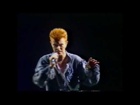 David Bowie - Hallo Spaceboy - Live in Tel Aviv 3/7/1996