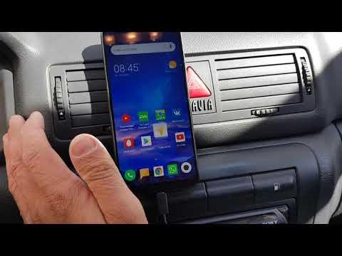 навигатор на смартфоне Xiaomi Redmi 7