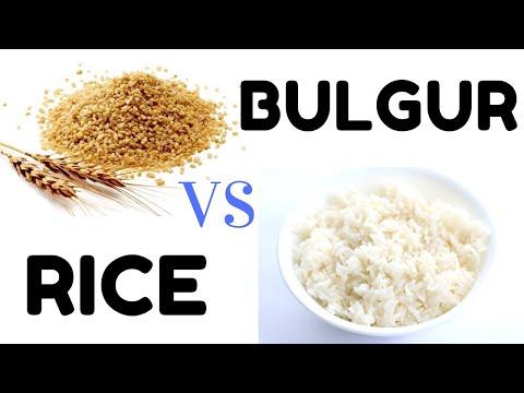 Bulgur vs Rice | EASY GUIDE TO HEALTH