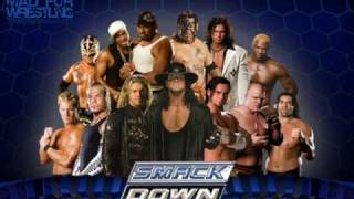 WWE SMACKDOWN Theme Song 2008-2009 (Includes Download Link)