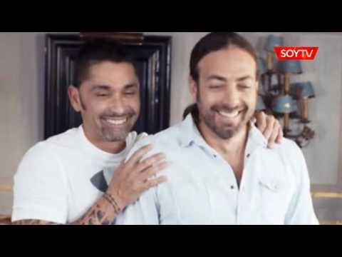 El Chino Ríos y Nicolás Massú fueron a solucionar sus problemas a una terapia de pareja