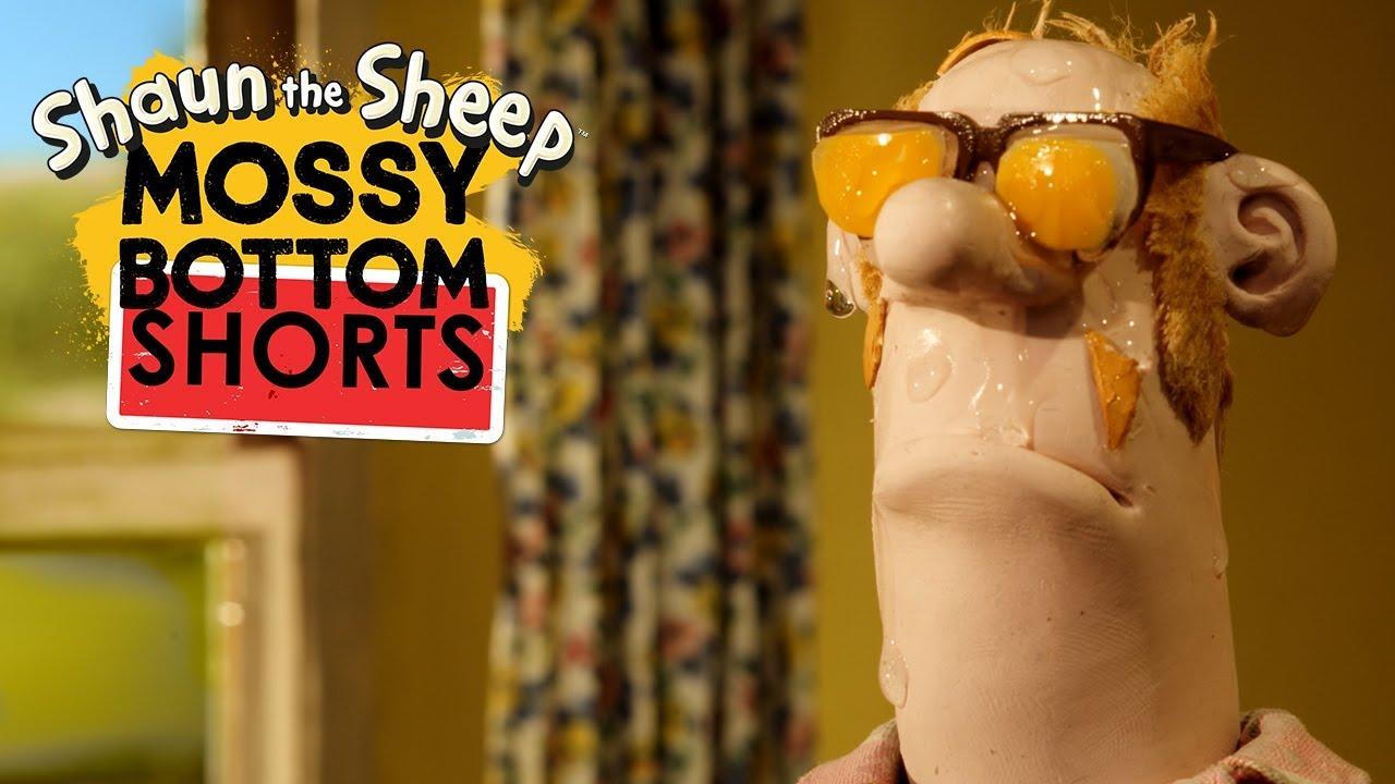 Bitzer làm ốp-la chín | Mossy Bottom Shorts | Những Chú Cừu Thông Minh [Shaun the Sheep]