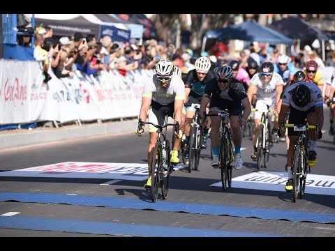 2018 Cape Town Cycle Tour - HD Highlights - 1C to 1A Seeded Groups
