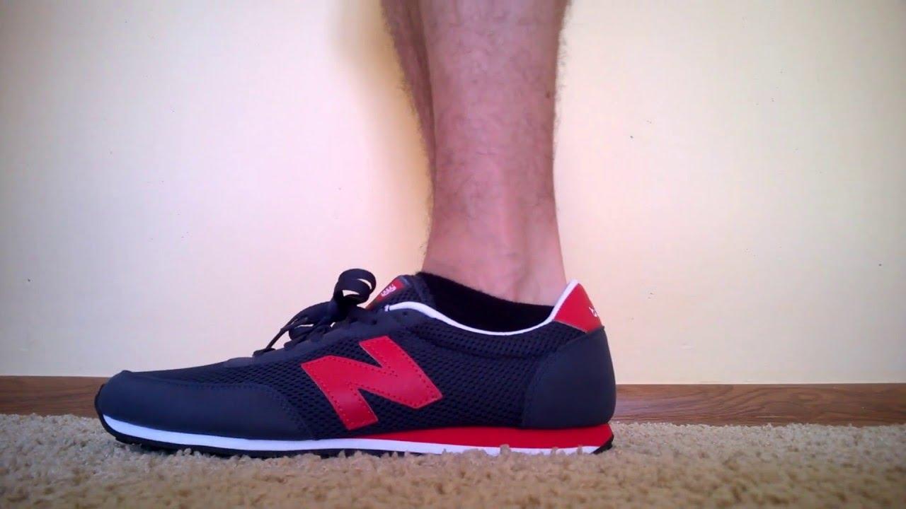 17a3f6a00f0 Buty/shoes NB NEW BALANCE U410MNR na nogach/on feet