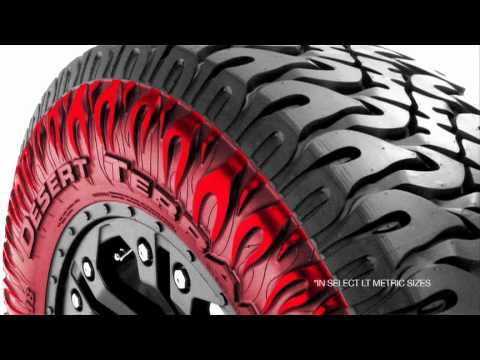 Nitto Dura Grappler >> Experience the Nitto® Dune Grappler - YouTube