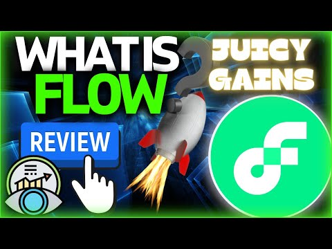 What Is FLOW Coin? Flow Crypto Token Breaking Out! Quick Review U0026 Price Analysis