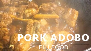 Pork Adobo | Filipino Braised Pork