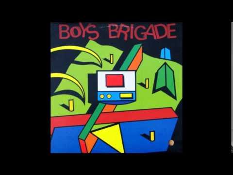 Boys Brigade - Into The Flow (1983)