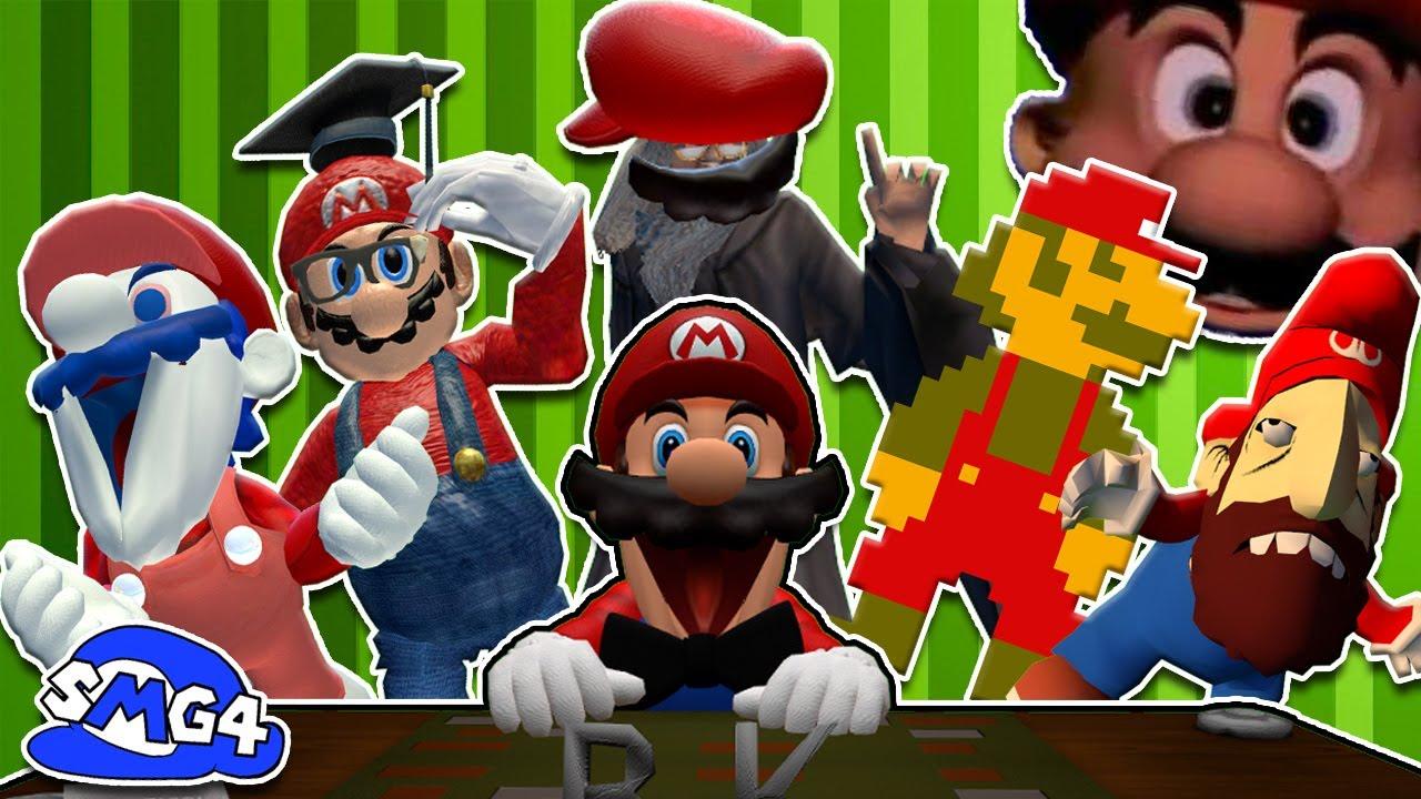 Smg4 The Grand Mario Hotel Youtube