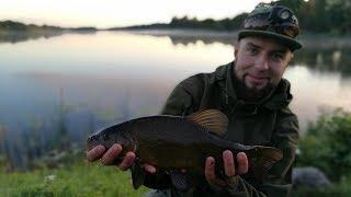 Риболовля на Браславських озерах: Богінское і Високу