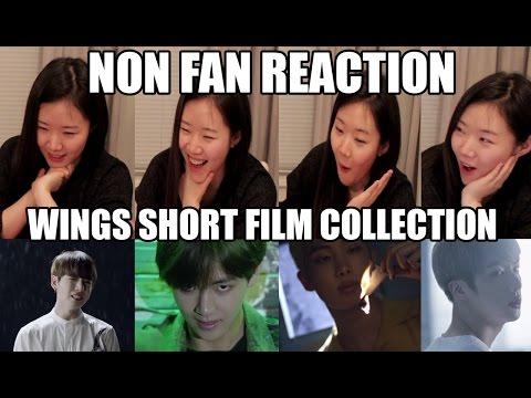 NON-FAN REACTION #BTS #방탄소년단 - WINGS SHORT FILM COLLECTION | emi feat. minji