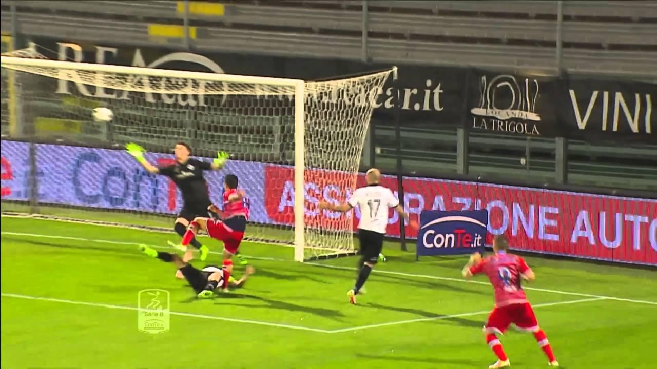 Serie B ConTe.it: Spezia - Pescara 0-1 - YouTube