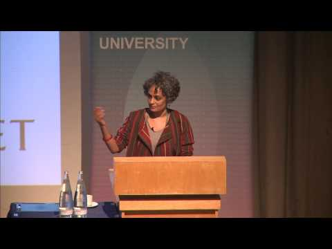 2014 UCL Lancet Lecture by Arundhati Roy - The Half-Life of Caste: The ill-health of a nation